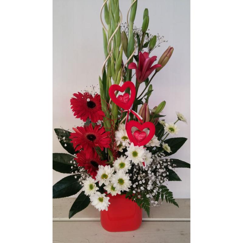 סידורי פרחים 14