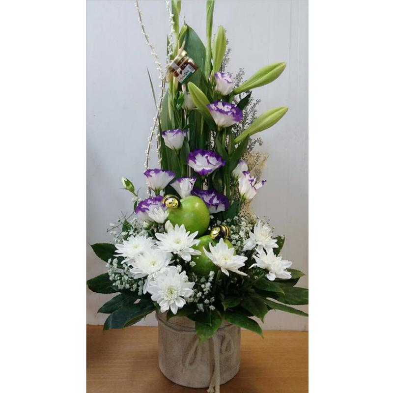 סידורי פרחים 16